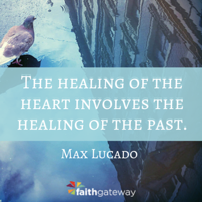Family Wounds Are Slow to Heal - FaithGateway