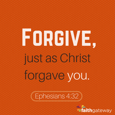 this i believe essay forgiveness Forgiveness in scripture is a mega-theme learn what the bible says about forgiveness and answer your frequently asked questions on the topic.