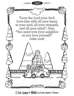 Free Bible Memory Verse Printables Faithgateway Bible Verses Coloring Sheets