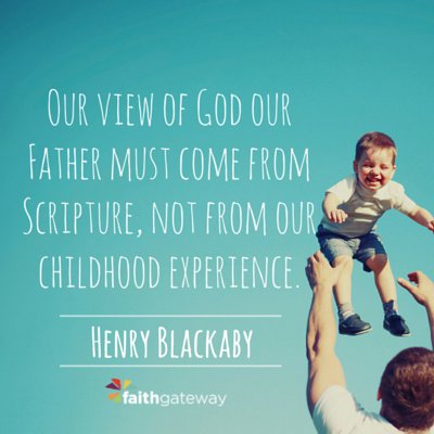 our relationship with god the father