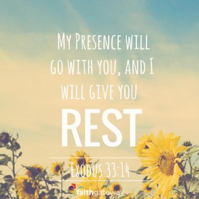 God Rested Verse images