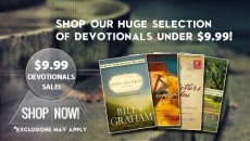 Sale on Devotionals
