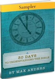 30daystounderstandingthebible