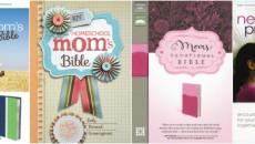 Top 4 mom bibles