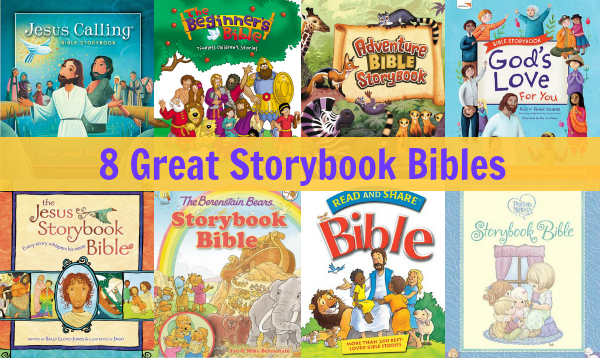 Best Bible Storybook for Kids | FaithGateway.com
