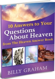 Answers to Questions about Heaven