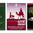 3 studies on christmas