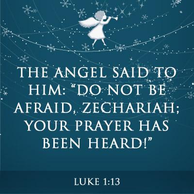God Will Provide - Zechariah's Prayer - FaithGateway