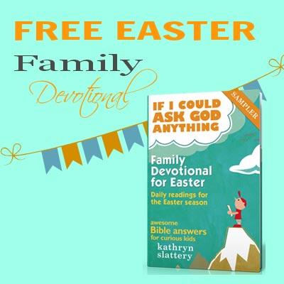 Free Easter Family Devotional