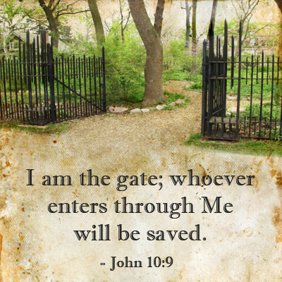 Jesus Is the Gate - FaithGateway
