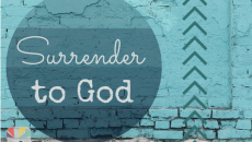 Surrender to God 500 x 325