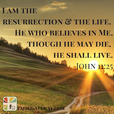 Best 10  John 11 25 26 ideas on Pinterest | Easter scriptures ...