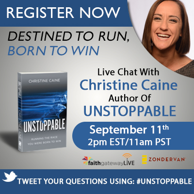 christine caine author chat