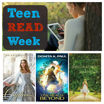 teen read week 2006