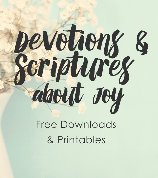 image about Free Printable Bible Verses named 10 Cost-free Devotions in excess of Contentment + Bible Verse Printables
