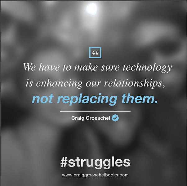 struggles-book-meme-technology-does-not-replace-relationship