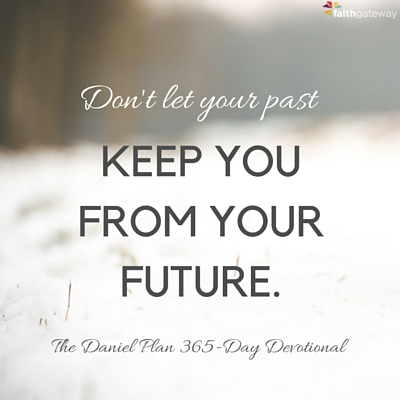 New Year, New You: Put the Past Behind You - FaithGateway