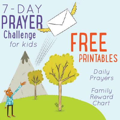 PrayerChallenge for Kids