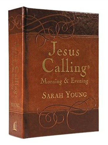 Jesus calling holy week confirmation faithgateway save an extra 5 off the sale price of jesus calling morning and evening devotional with coupon code jc5 fandeluxe Choice Image