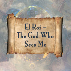 God name El Roi