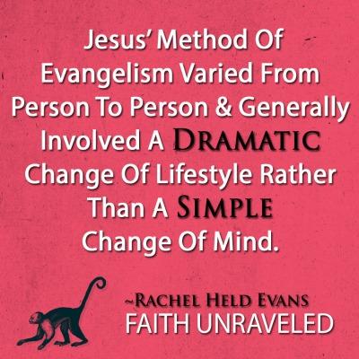 Faith Unraveled meme