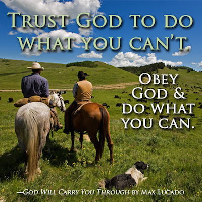 God Will Carry You Through meme 4