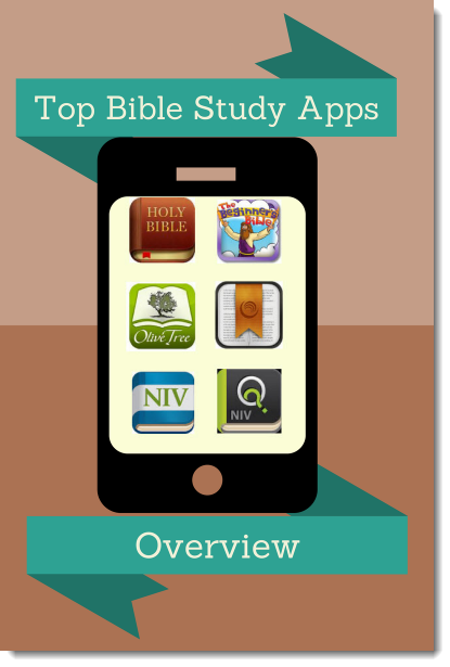Best Bible Study Apps - FaithGateway