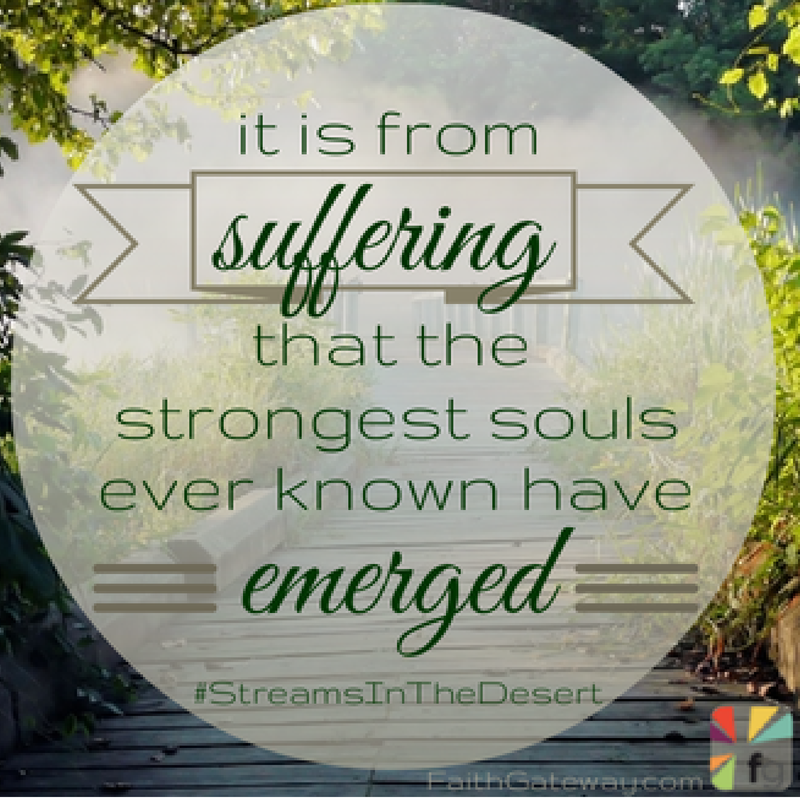 Joy Through Sorrow Faithgateway