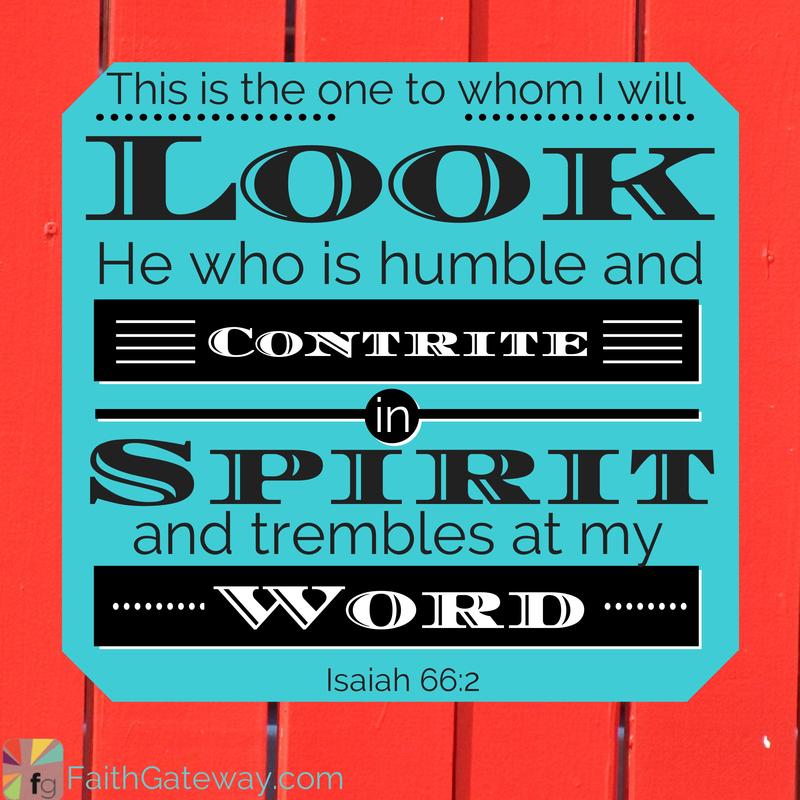 Isaiah 66:2