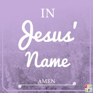 praying the names of jesus pdf