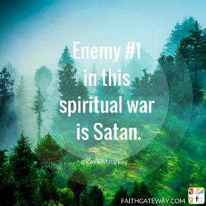 Enemy #1