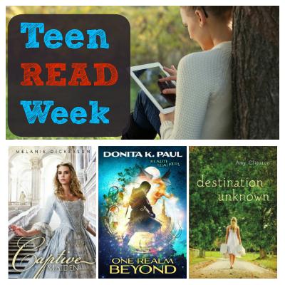 teen read week photo collage 2014